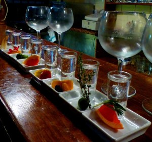Photo courtesy of The London Gin Club website (thelondonginclub.com)